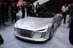 Audi e-tron Spyder делает ставку на молодежь